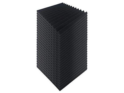 Arrowzoom New 24 Pieces of 30 X 30 X 2.5 cm Soundproofing for sale  Delivered anywhere in Canada