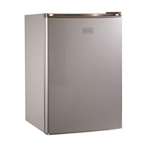 BLACK+DECKER BCRK25V 2.5 Cu. Ft. Energy Star Refrigerator with Freezer, VCM (Small Cube Refrigerator compare prices)