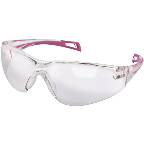 Mossy Oak Hunting Accessories Roxie MO-RWRP Womens Shooting Glass Pink/Clear
