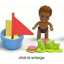 Caring Corners Baby Buds Splish Splash w/ Boy by Learning Curve by Learning Curve