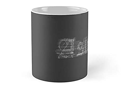Amazon.com: Taza Astoria – Taza de 325 ml – con impresiones ...