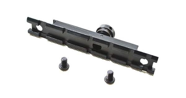 Amazon.com: NOGA AR15 asa adaptador Weaver Monte 5