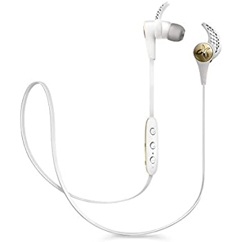 Jaybird X3 Sport Bluetooth Headset for iPhone and Android - Sparta White