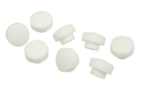 EMPI 4074-0 VW Air Cooled Bug Sand Rail POLY PISTON PIN RETAINER BUTTONS 92MM,SET 8