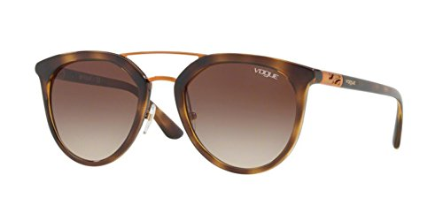 Ray-Ban Women's Plastic Woman Round Sunglasses, Dark Havana, 52 - For Glasses Female Ban Ray