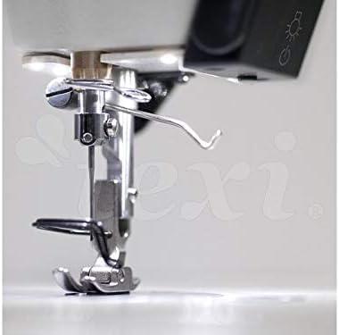 TEXI Tronic 7 NF Premium EX - Máquina de Coser Industrial ...