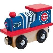(MasterPieces  Masterpiece Mlb Team Train Chicago Cubs )