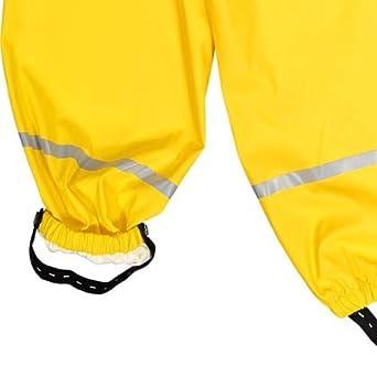 2-6YRS Polarn O Pyret Waterproof Suspender RAIN Pants