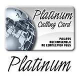 THAILAND PLATINUM International PrePaid Phone Card / Calling Card / ZERO FEES.