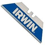 IRWIN 2084200 UTILITY KNIFE BLADE BI-MATERIAL (20/PK)