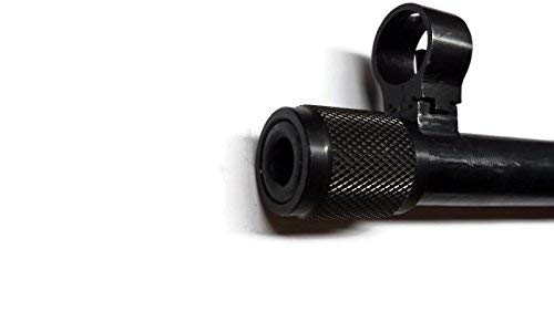Deltac® Knurled Muzzle Thread Protector for Mosin Nagant M15X1RH