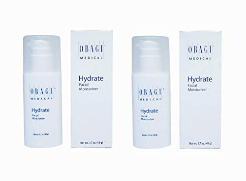 2 Pack Medical Hydrate Facial Moisturizer 1.7 oz (Medical Moisturizer A)