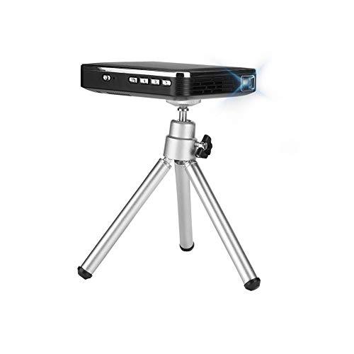 Beamer, Mini Beamer, Handy Beamer Video Projiziert Pocket Projector Beam-Projektor 4K X3 Handy Hd-Projektor Begleiter…