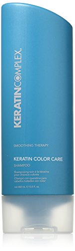 Therapy Shampoo Smoothing (Keratin Complex Keratin Color Care Duo - Shampoo and Conditioner 13.5 ounces/each)