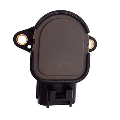Throttle Position Sensor TPS for Toyota Corolla for Scion xA For Subaru Forester OEM# 89452-20130 198500-1071 89452-02020: Automotive
