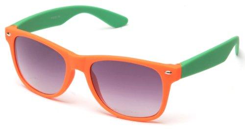80's Classic Blue Brothers Colored Wayfarer Styles Vintage Retro Sunglasses in - Wayfarer Vintage