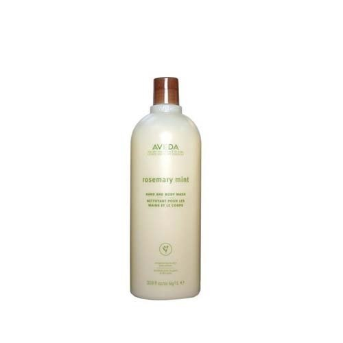 Aveda Rosemary Mint Hand and Body Wash 33.8oz Cleansing Lets You Wash Frequently Without Over Drying