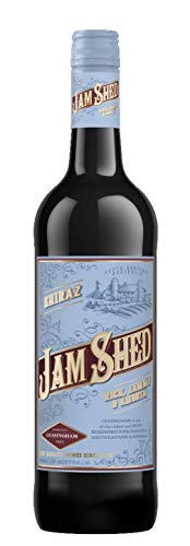 Leasingham Jam Shed Shiraz Wine, 75 cl (Case of 6)