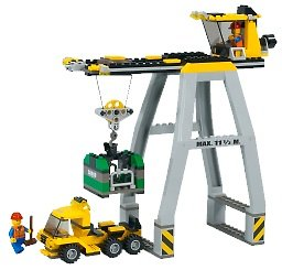 Cargo Crane 4514 LEGO 60672
