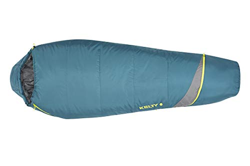 Kelty Sleeping Bag Mummy - Kelty Tuck TUCK 35 / EN 30 Sleeping Bag - Regular