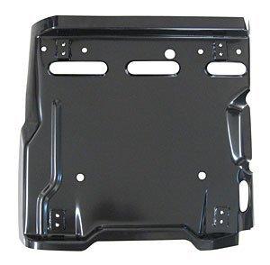 Seat Frame Floor Support - LH - 69 Camaro Firebird Coupe & Convertible ()