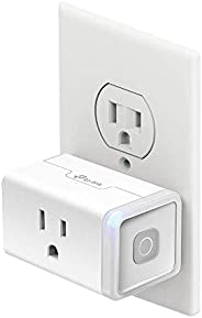 Kasa Smart Plug HS103, Smart Home Wi-Fi Outlet Works with Alexa, Echo, Google Home &IFTTT, No Hub Required