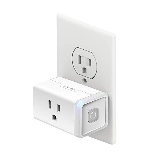 Kasa Smart Plug HS103, Smart Home Wi-Fi Outlet Works with Alexa, Echo, Google Home &IFTTT, No Hub Required, Remote…