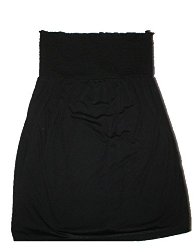 Cloth Terry Halter Cover (NoBo Girls Terry Halter Swimsuit Cover up Large 11-13 Black)