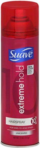 suave hairspray extra hold - 7