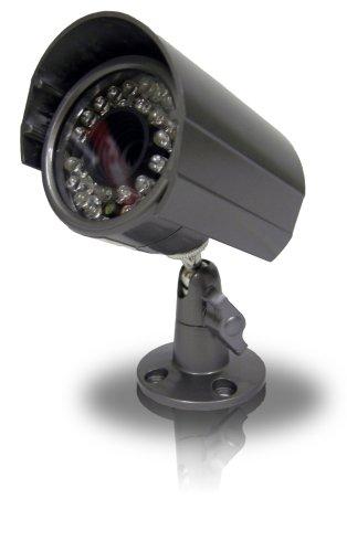Lorex CVC-6993R - Cámara de vigilancia (656 x 492 Pixeles, NTSC, 0,6 lx, 1/60-1/50000, 25,4/4 mm (1/4