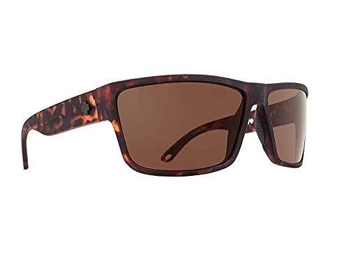 Spy Optic Rocky Sunglasses Matte Camo Tortoise w/Happy Bronze Lens + Leash