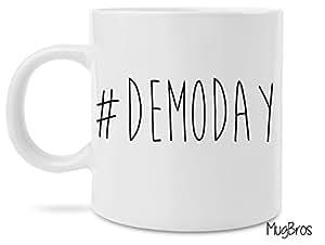 Funny Cute #demoday Fixer Upper Inspired Coffee Mug