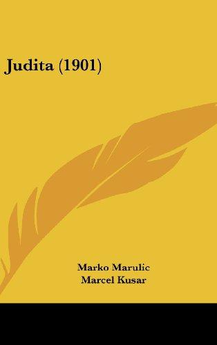 Judita (1901)  (Croatian Edition)