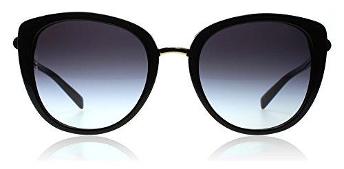 Bvlgari BV8177 501/8G Black BV8177 Cats Eyes Sunglasses Lens Category 3 Size - Sunglasses Bvlgari