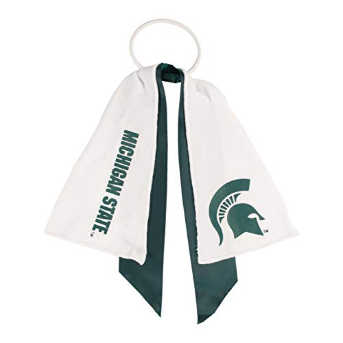 NCAA Michigan State Spartans Ponytail Holder