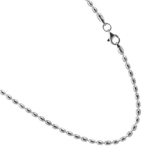rice bead necklace - 8