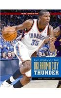 Download The Story of the Oklahoma City Thunder (The NBA: A History of Hoops) ebook