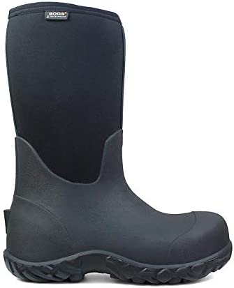 Image of BOGS Men's Workman Composite Toe Construction Boot Fire & Safety Boots