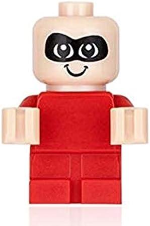 Amazon Com Lego Disney Incredibles 2 Movie Minifigure Jack Jack Parr 10761 Very Cute Toys Games