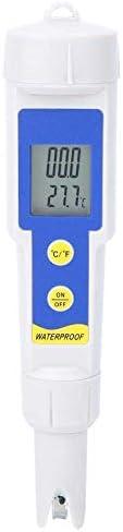 WY-YAN Pocket Tester, SA1397 Portable Mini Electronic Digital Salinity Meter Salinometer Halometer Salt Gauge
