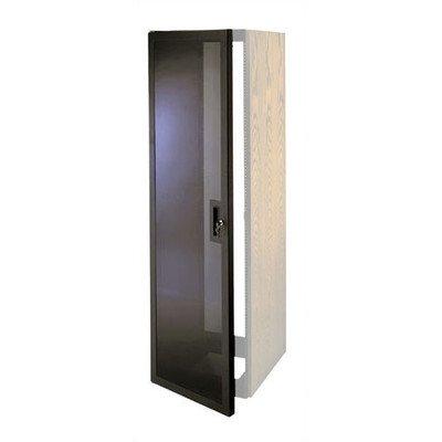 Slim 5 Plexi Door Rack Height: 24 1/2'' H (14U space) by Middle Atlantic