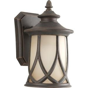 1 Aged Light Copper (Progress Lighting Resort Collection 1-light Outdoor Aged Copper Wall Lantern)