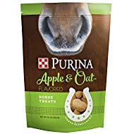 (Purina Animal Nutrition Purina Horse Apple and Oat Treats 3 5lb)