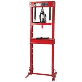 Advanced Tool Design Model  ATD-7453  12 Ton Hydraulic Shop Press by ATD
