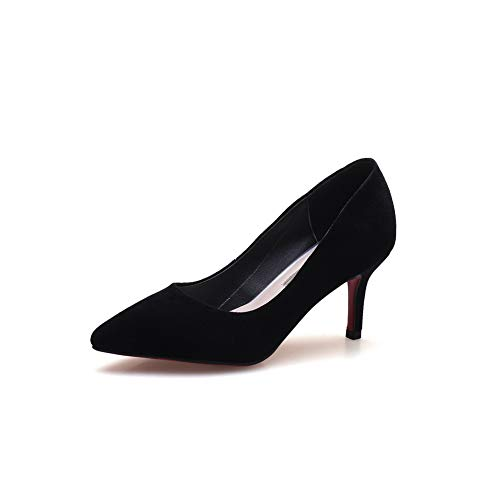 APL11004 Sandales 5 Femme Compensées BalaMasa EU Noir 36 Noir HqPdwwx1