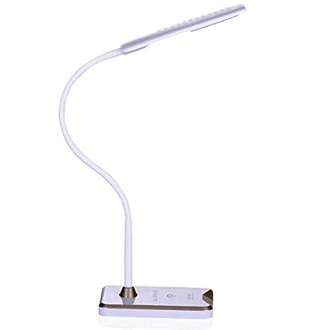 Lámpara de escritorio LED, Luz de noche de escritorio de carga ...
