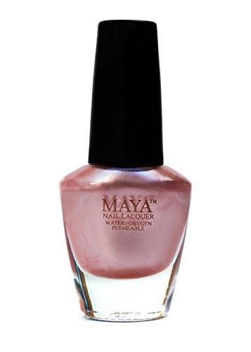 MAYA-Cosmetics-Nail-Lacquer-Petallic-Tea-Pink