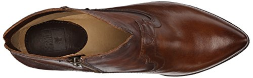 Short Dark Brown Frye 72066 Women's Boot Seam Renee PqtwU