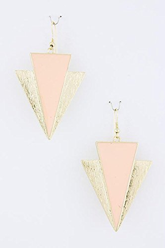 KARMAS CANVAS COLOR BLOCK ARROW EARRINGS - Disney Mothers Day Pin Shopping Results
