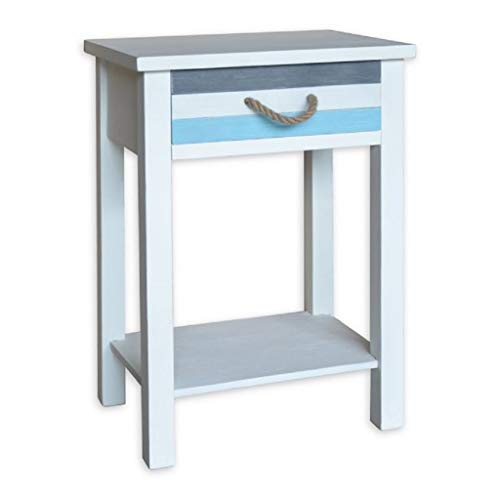 Coastal Life Accent Table - Add Charm and